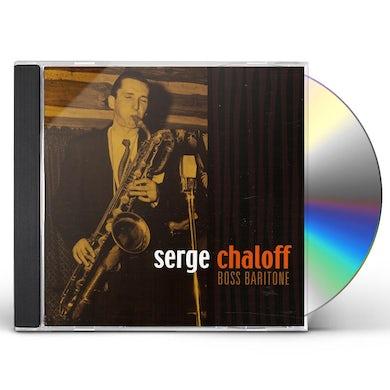 Serge Chaloff BOSS BARITONE CD