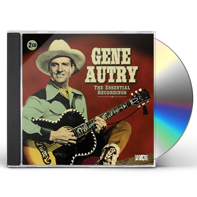 Gene Autry ESSENTIAL RECORDINGS CD