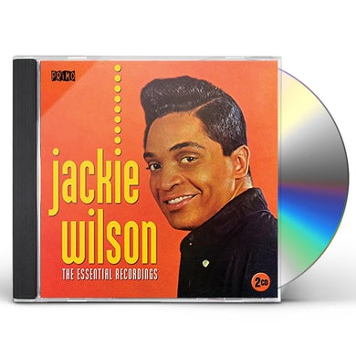 Jackie Wilson ESSENTIAL RECORDINGS CD