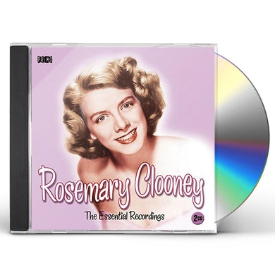 Rosemary Clooney ESSENTIAL RECORDINGS CD