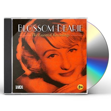 Blossom Dearie ESSENTIAL RECORDING CD
