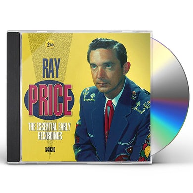 Ray Price ESSENTIAL EARLY RECORDINGS CD
