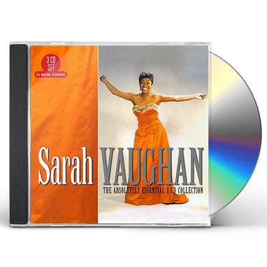 Sarah Vaughan ABSOLUTELY ESSENTIAL 3CD COLLECTION CD