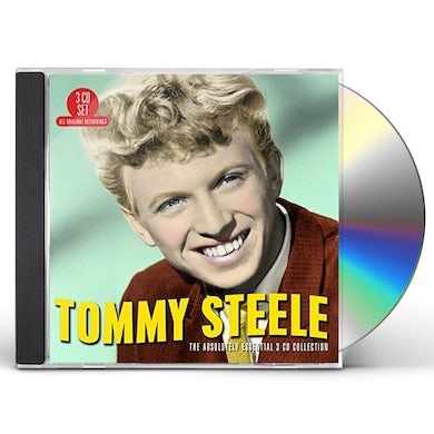 Tommy Steele ABSOLUTELY ESSENTIAL COLLECTION CD