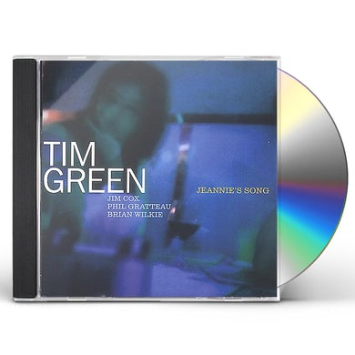 Tim Green JEANNIE'S SONG CD