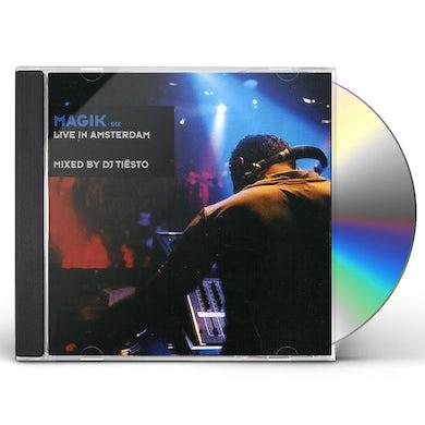 Dj Tiesto MAGIK 6: LIVE IN AMSTERDAM CD