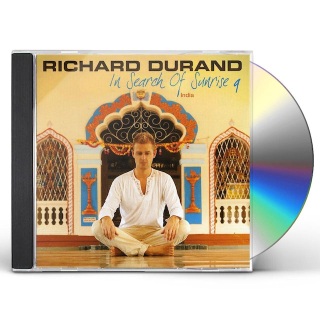 Richard Durand IN SEARCH OF SUNRISE 9 INDIA CD