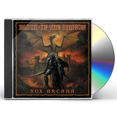 Nox Arcana BLOOD OF THE DRAGON CD