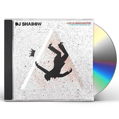 Dj Shadow Live In Manchester (CD/DVD Combo) CD