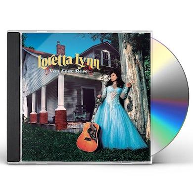 Loretta Lynn VAN LEAR ROSE CD
