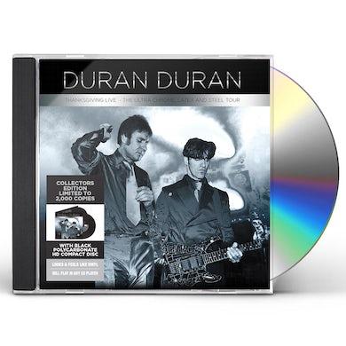 Duran Duran THE ULTRA CHROME LATEX AND STEEL TOUR CD