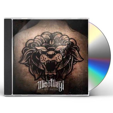 Miss May I RISE OF THE LION CD