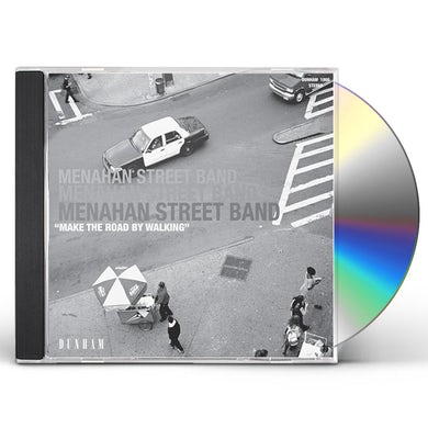 Menahan Street Band MAKE THE ROAD BY WALKING CD