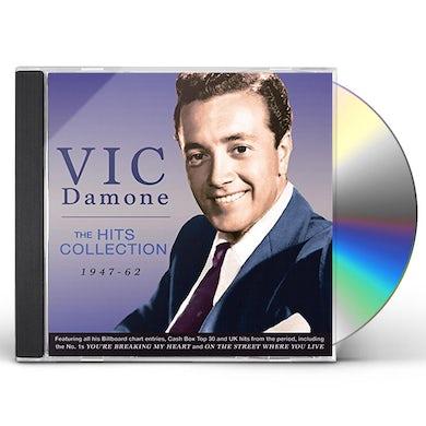 Vic Damone HITS COLLECTION 1947-62 CD