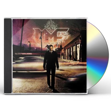 Memphis May Fire SLEEPWALKING CD