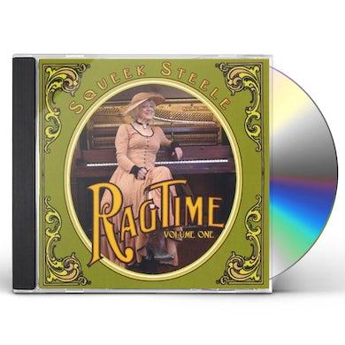 Squeek Steele RAGTIME 1 CD