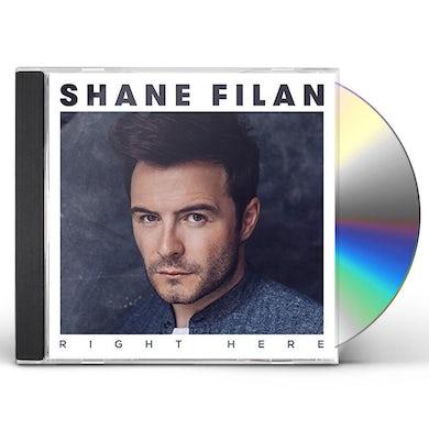 Shane Filan RIGHT HERE CD