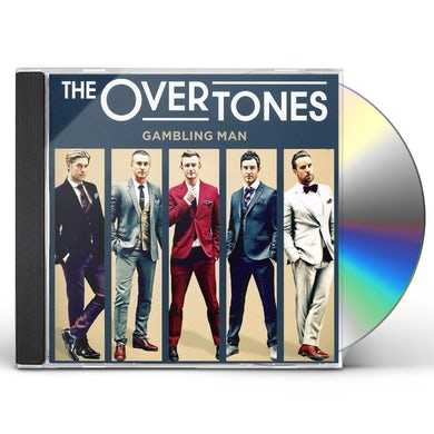 Overtones GAMBLING MAN CD