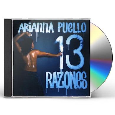 13 RAZONES CD