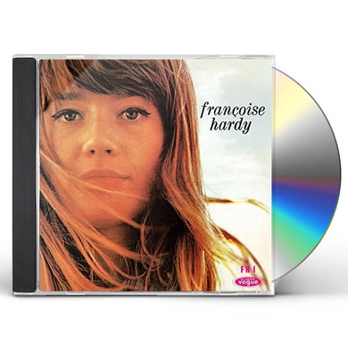 Françoise Hardy LE PREMIER BONHEUR DU JOUR CD