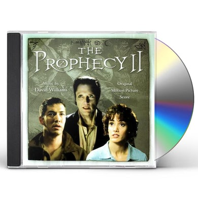 David Williams PROPHECY 2 / Original Soundtrack CD