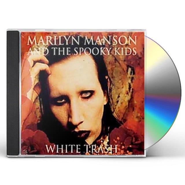 Marilyn Manson & Spooky Kids WHITE TRASH CD