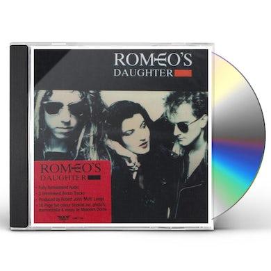 Romeo's Daughter CD