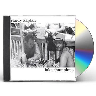 Randy Kaplan LAKE CHAMPIONS CD