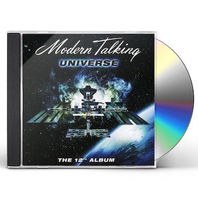 Modern Talking UNIVERSE CD