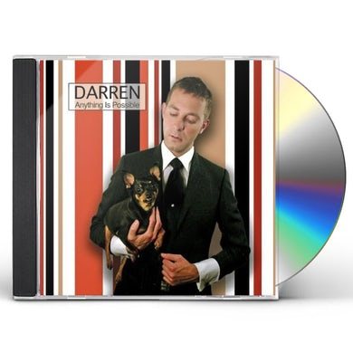 Darren ANYTHING IS POSSIBLE CD