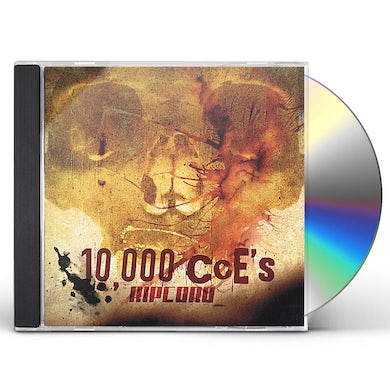 Ripcord 10000 CCE'S CD