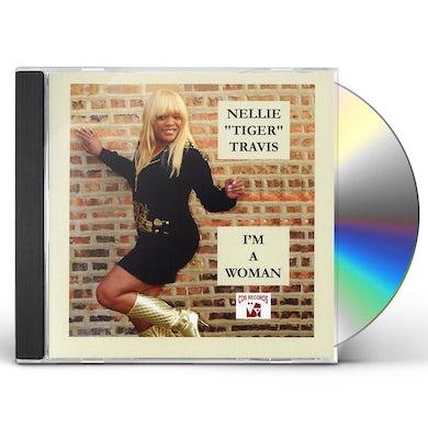 I'M A WOMAN CD