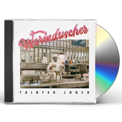 Warmduscher Tainted lunch CD