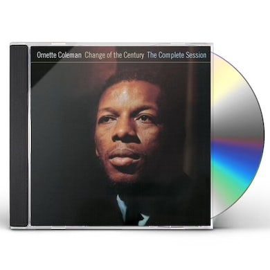 Ornette Coleman CHANGE OF THE CENTURY-THE COMPLETE SESSION CD