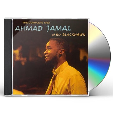 Ahmad Jamal COMPLETE 1962 AHMAD JAMA AT BLACKHAWK CD