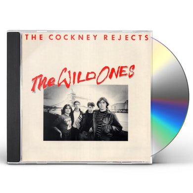 Cockney Rejects WILD ONES CD