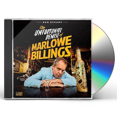 Dan Stuart UNFORTUNATE DEMISE OF MARLOWE BILLINGS CD