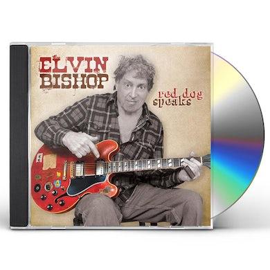 Elvin Bishop RED DOG SPEAKS CD