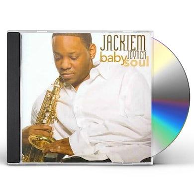 Jackiem Joyner BABYSOUL CD