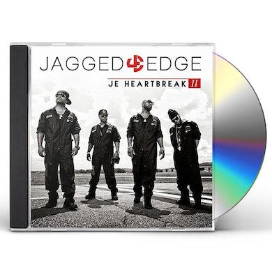 Jagged Edge JE HEARTBREAK II CD