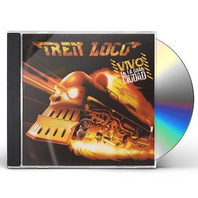 Tren Loco VIVO EN LA GRAN CIUDAD CD