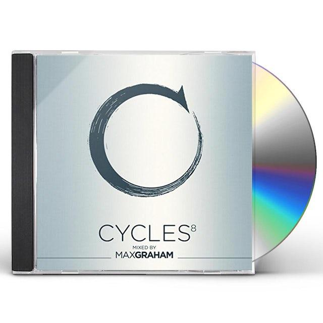 Max Graham CYCLES 8 CD