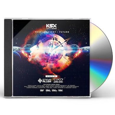 Steve Allen KOMPLEX SOUNDS: PAST PRESENT & FUTURE CD