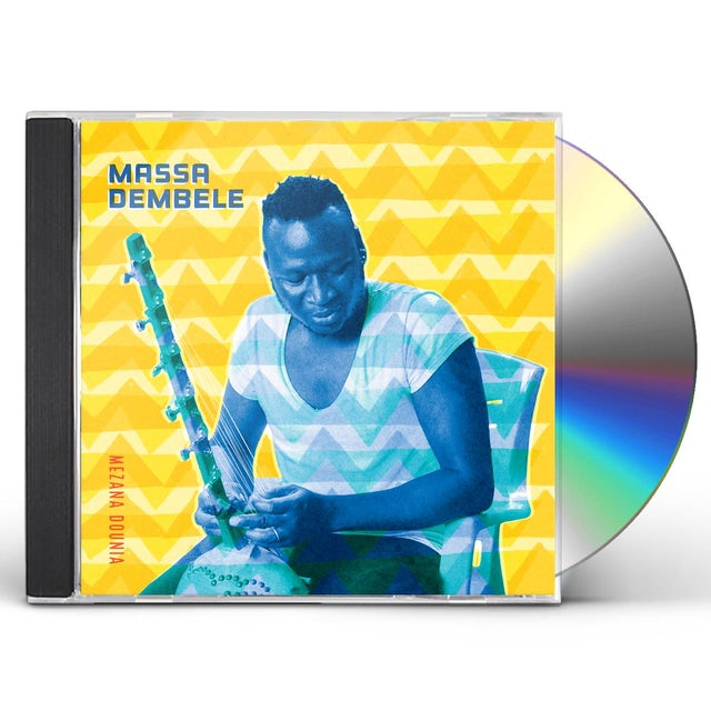 Massa Dembele MEZANA DOUNIA CD