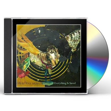 David Wax Museum EVERYTHING IS SAVED CD