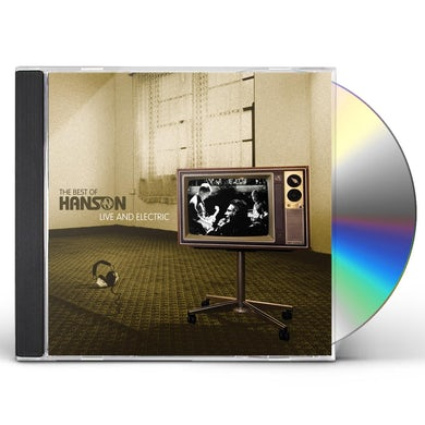 BEST OF HANSON LIVE & ELECTRIC CD