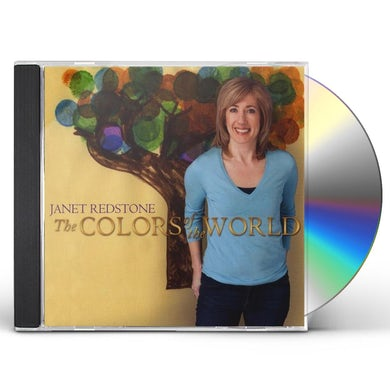 Janet Redstone COLORS OF THE WORLD CD