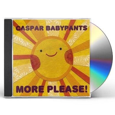 Caspar Babypants MORE PLEASE CD