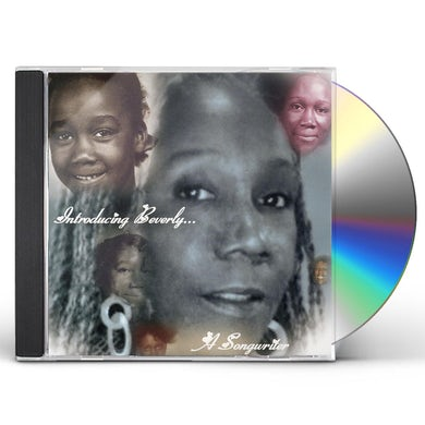 INTRODUCING BEVERLY A SONGWRITER CD