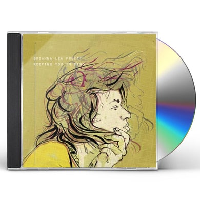 Brianna Lea Pruett KEEPING YOU IN MIND CD